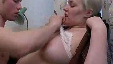 Russian Mature And Boy 218