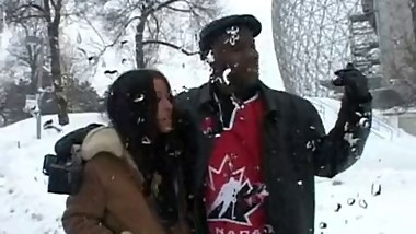 Canadian Snowflake Mountied By BBC