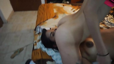 Lesb out With my Milf pronhub friend, She licked my pussy like a good mommy