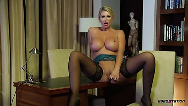 Leigh Darby - Sexy Stockings