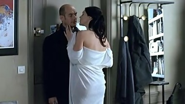 Monica Bellucci is hot and wild