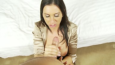Sex in the hotel room with an hungarian amateur girl