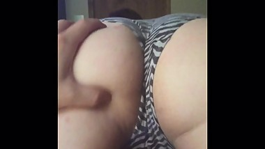 Fat ass twerking