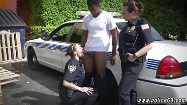Police fuck mom and daughter I will catch any perp with a fat ebony dick,