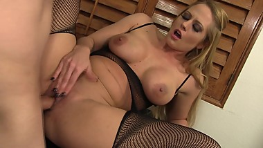 Lethal Hardcore – Busty Holly Heart gets a beef injection!