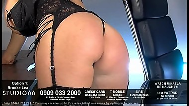 Brooke Lea Studio66 Tv