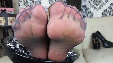Milf Stocking Cover Toes