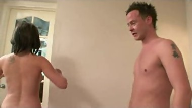 Hot British Mom Fucks Young Boy