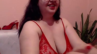 mom on cam