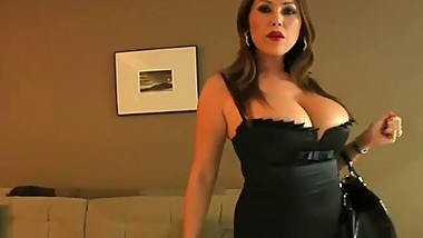 Mom Seduces Younger Guy In Hotel POV